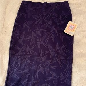 LuLaRoe Cassie Pencil Skirt-Size XS NWT